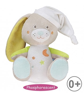 MAGIDOUX LAPIN BLANC Sucre Orge