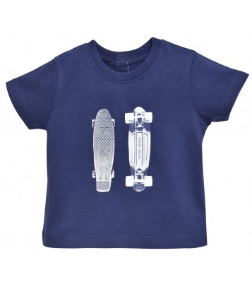 NAVY BLUE T-SHIRT Sucre Orge