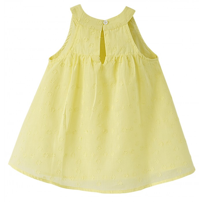 Yellow Baby Dress Dresses Dress Sets Skirts Baby Clothing