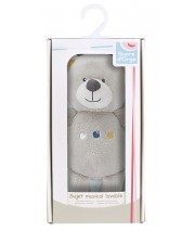 GRAND DOUDOU OURS BEIGE Sucre Orge