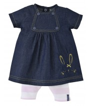 ENSEMBLE ROBE DENIM Sucre Orge