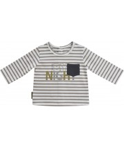 LONG SLEEVES STRIPED T-SHIRT Sucre Orge