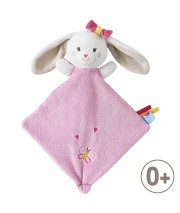 DOUDOU LAPIN ROSE Sucre Orge