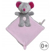 PINK MOUSE SOFT TOY