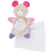 PHOSPHORESCENT MOUSE SOFT TOY