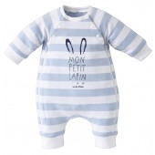 STRIPED BLUE BABY ALL-IN-ONE