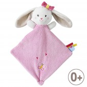 """RABBIT"" PINK SOFT TOY"