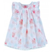 "BABY PRINTED DRESS ""HELLO SUMMER"""