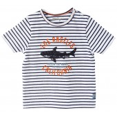 "STRIPED T-SHIRT ""CALIFORNIA"""
