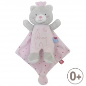 PINK CAT PRINCESS SOFT TOY