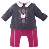 GIRL TROUSERS SET