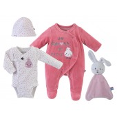 GRENADINE GIRL BIRTH SET