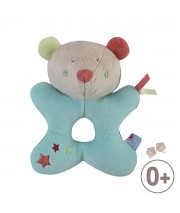 HOCHET PELUCHE OURS Sucre Orge