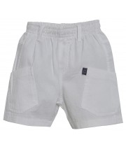 2/8 YEARS WHITE BERMUDAS Sucre Orge