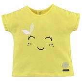 YELLOW BABY GIRL T-SHIRT