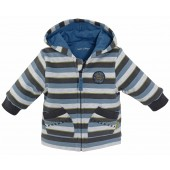 BOY CARDIGAN WITH HOOD