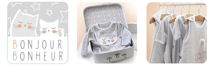 maternity suitcase sucredorge, baby clothing