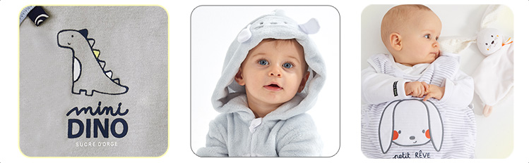gris sucredorge, vêtement gris, vêtement bebe