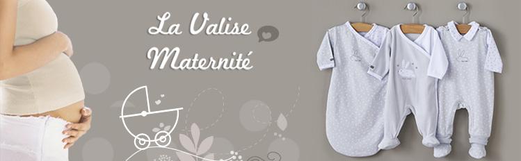 maternity suitcase sucredorge, baby clothing