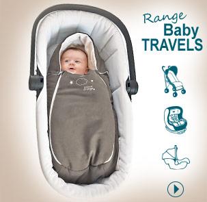 Range baby travels Sucre d'Orge