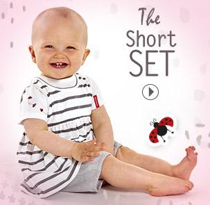 the short set Sucre d'Orge