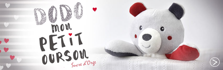 Dodo petit ours winter collection 2017