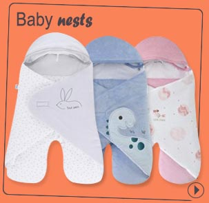 baby nests Sucre d'Orge