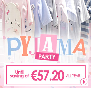 Shop pyjama party Sucre d'Orge