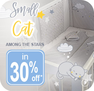 New collection Small cat among the stars
