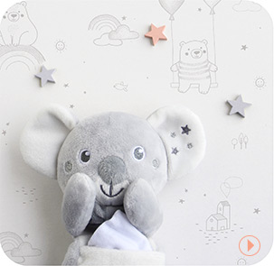 Cajou®, The comforter soft toy