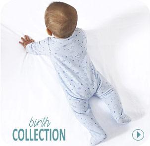 Pyjamas baby, Sleepsuits Sucre d'Orge