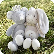 Soft toys and baby toys Sucre d'Orge