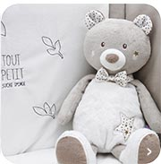 Big toys and soft toy pyjama case Sucre d'Orge