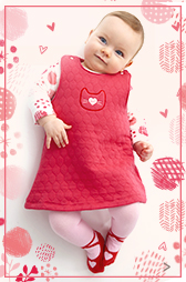 Pink collection baby Sucre d'Orge